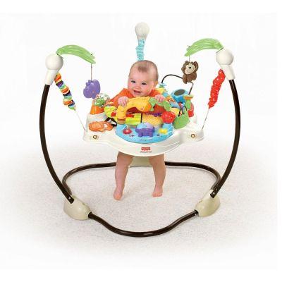 Fisher Price - Centru de activitati Baby Zoo Jumperoo