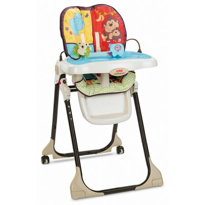 Fisher Price - Scaun de masa  Love u Zoo
