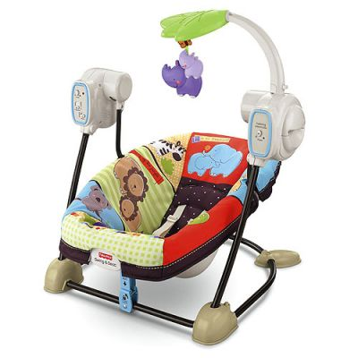 Fisher Price -  Leagan 2 in 1 Love u Zoo