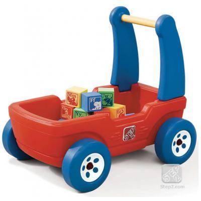 Step2 - Walker wagon with blocks