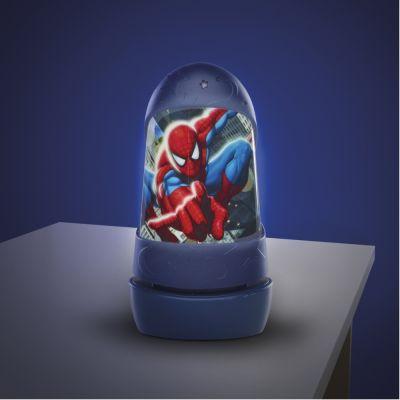 Worlds Apart - Veioza 2 in 1 Glow Spiderman