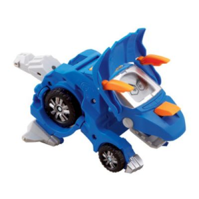 Vtech - Jucarie 2 in 1 Horns Triceratos