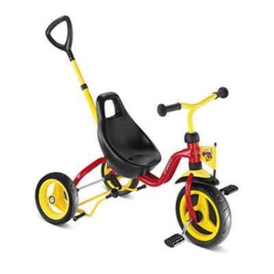 Puky - Tricicleta cu maner new