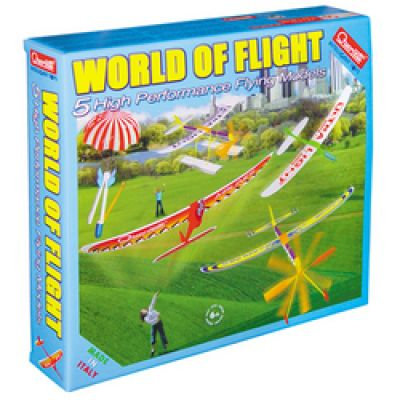 Quercetti - World of Flight