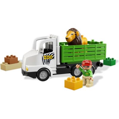 Lego - Duplo camion zoo
