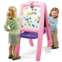 Tabla dubla pentru copii Easel for Two Step2