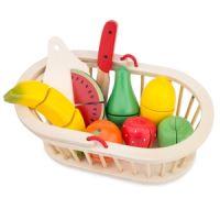 New Classic Toys - Cosulet cu fructe