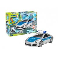 Macheta Porsche 911 Police Revell Junior