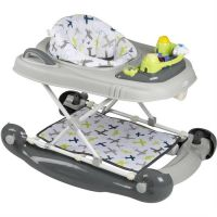 BabyGo - Premergator multifunctional 3 in 1 Light Green