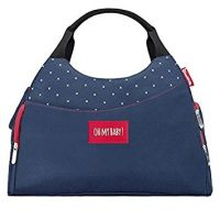 Badabulle - Geanta scutece Multipocket Dark Blue
