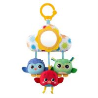 Bright Starts - Jucarie mini-carusel Cloud Carrier Pals