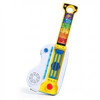 Baby Einstein – Jucarie muzicala 2 in 1 chitara si pian Flip&Riff Keytar