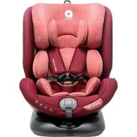 Apramo - Scaun auto rotativ 0-36kg All Stage burgundy red FX