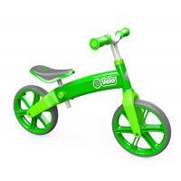 Bicicleta fara pedale Ybike Yvolution Yvelo verde