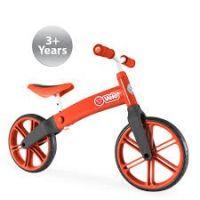 Bicicleta fara pedale Ybike Yvolution Yvelo red