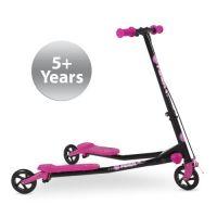 Trotineta Ybike Yvolution Fliker Air A1 pink