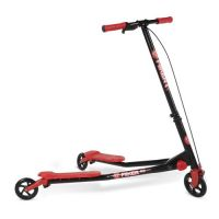 Trotineta Ybike Yvolution Fliker Air A3 black red