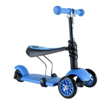 Trotineta Ybike Yvolution Glider 3 in 1 blue