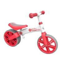 Bicicleta fara pedale Ybike Yvolution Yvelo Junior red