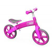 Bicicleta fara pedale Ybike Yvolution Yvelo pink