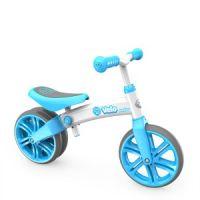 Bicicleta fara pedale Ybike Yvolution Yvelo Junior albastru