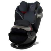Cybex - Scaun auto 9-36 kg Pallas S-Fix Granite Black
