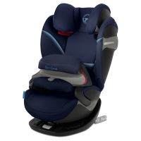 Cybex - Scaun auto 9-36 kg Pallas S-Fix Navy Blue