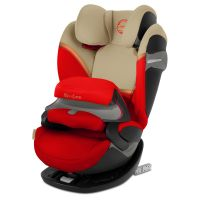 Cybex - Scaun auto 9-36 kg Pallas S-Fix Autumn Gold