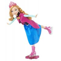Mattel - Disney Princess Papusa Anna pe patine