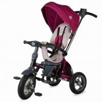 Coccolle - Tricicleta pliabila 4in1 cu sezut reversibil Velo Air Violet
