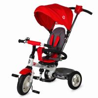 Coccolle - Tricicleta pliabila Urbio Air Rosu