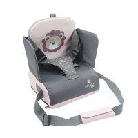 Inaltator scaun masa portabil Pink Lion Olmitos