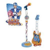 Reig Musicals - Set chitara si microfon Lazy town