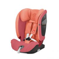 GB - Scaun auto 9-36kg Everna isofix Rose Red