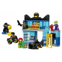 Lego - Duplo Super Heroes infruntarea de la Batcave