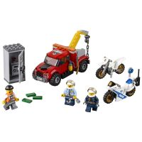 Lego City Police Cazul camionul de remorcare L60137