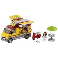 Lego City Great Vehicles Furgoneta de pizza L60150