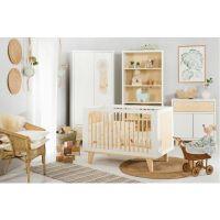Mobilier camera copii klups Lydia Alb Natur