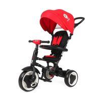 Qplay - Tricicleta pliabila Rito 12+ luni Rosu