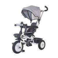 MamaLove - Tricicleta multifunctionala Rider Gri