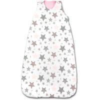 Sac de dormit copii reglabil 6- 36 luni Kidizi All Pink Stars