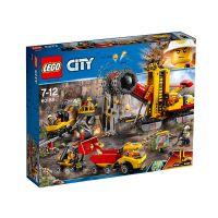Lego City Amplasamentul minerilor experti L60188