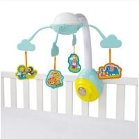 Bright Starts - Carusel Soothing Safari 2in1 Mobile