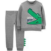 Set 2 piese bluza si pantaloni Aligator Carters