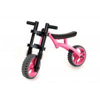 Motoras pentru copii Ybike Yvolution Extreme pink