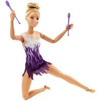 Mattel Papusa  Barbie gimnasta