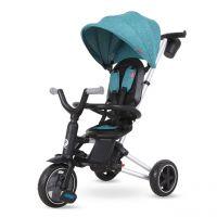 Tricicleta ultrapliabila Qplay Nova turcoaz