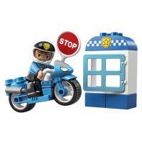 Lelo Duplo Motocicleta de politie L10900