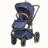 Carucior modular 3in1 Coccolle Nessia Navy Blue