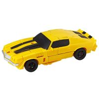 Hasbro Transformer Bumblebee Energon Igniters Power Series Bumblebee